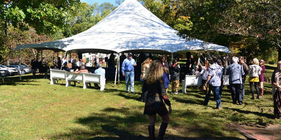 Historic Mabry-Hazen House wedding Knoxville