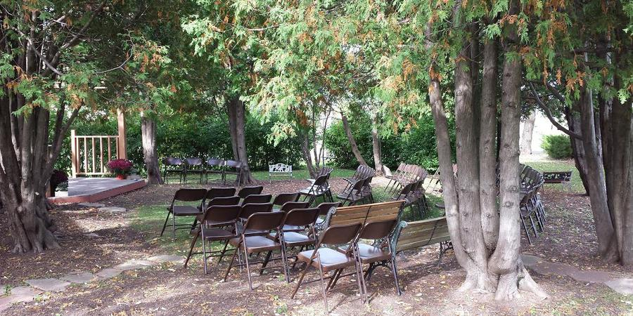 Fairlawn Mansion wedding Eau Claire