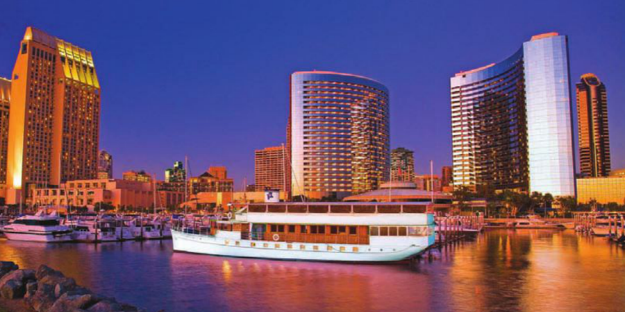 Hornblower Cruises San Diego wedding San Diego