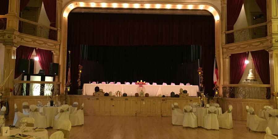 Bohemian National Hall wedding Cleveland