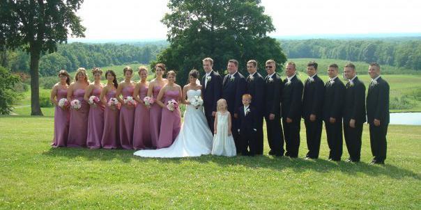 Mapleside Farms: Lodge wedding Cleveland