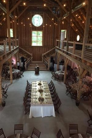 Mapleside Farms: Barn wedding Cleveland