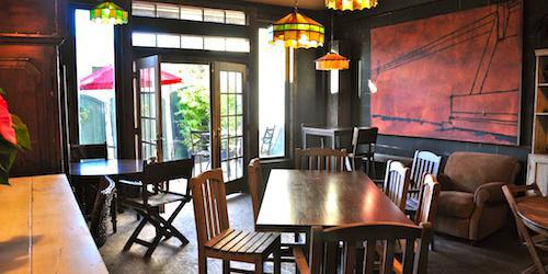 Row House Cafe wedding Seattle