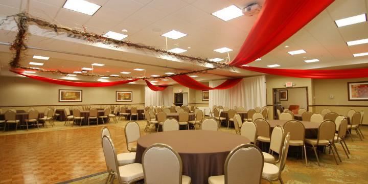 Comfort Suites Hotel & Convention Center Rapid City wedding South Dakota