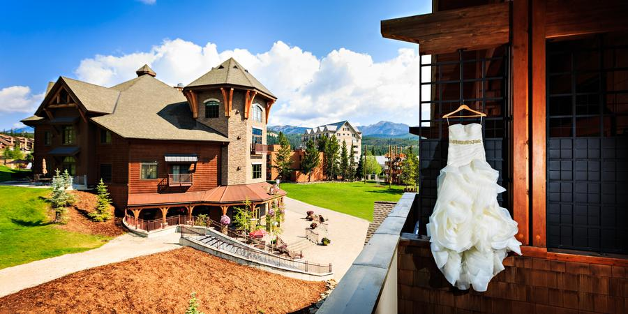 Big Sky Resort wedding Montana