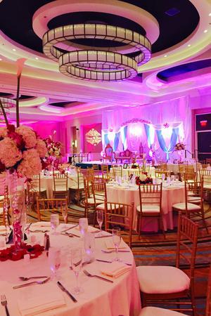 Newark Liberty International Airport Marriott wedding North Jersey