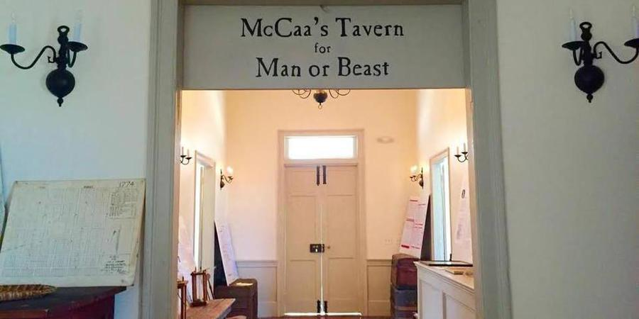McCaa Tavern wedding Columbia