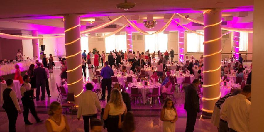 Madison Masonic Center wedding Madison