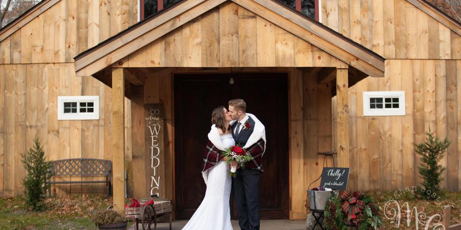 Five Bridge Inn wedding South Shore