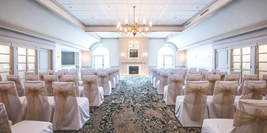 The Ingleside Hotel wedding Milwaukee