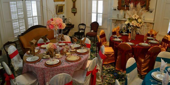 Lincoln-Tallman House wedding Milwaukee