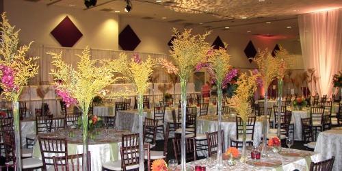 La Crosse Center Ballroom wedding Madison