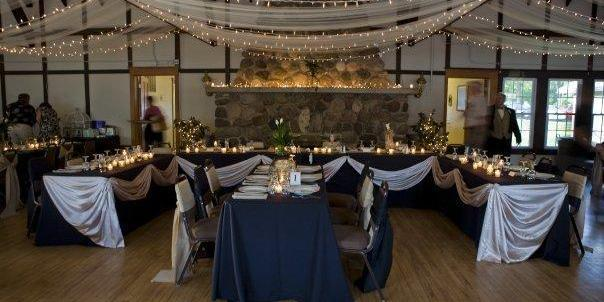 Lake Como Beach Clubhouse wedding Milwaukee