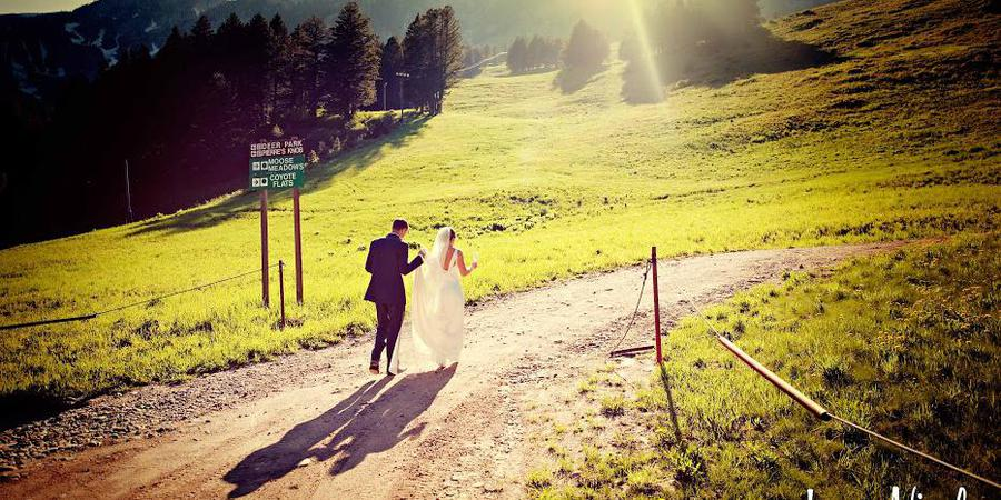 Bridger Bowl wedding Montana