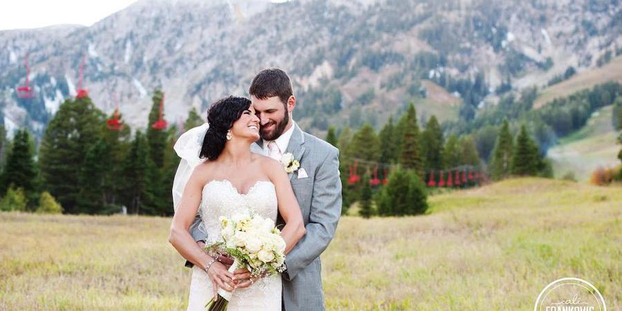 Bridger Bowl wedding Montana