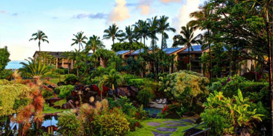 Hanalei Bay Resort wedding Kauai