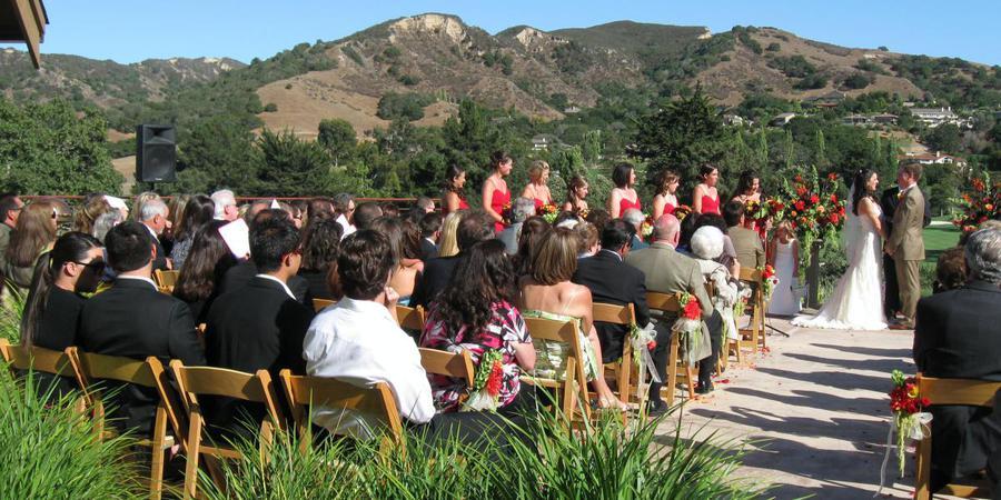 Corral de Tierra Country Club wedding Monterey/Carmel Valley