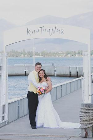 Kwataqnuk Resort & Casino wedding Montana