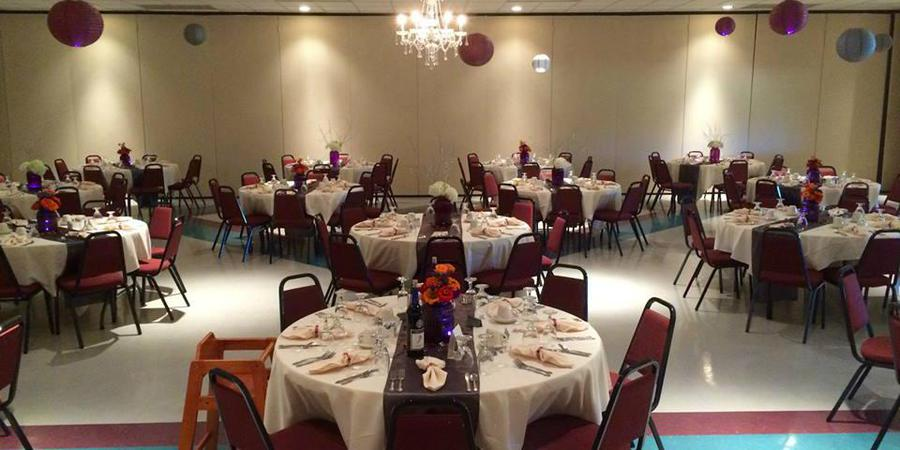 Crystal Falls Banquet Facility wedding Green Bay