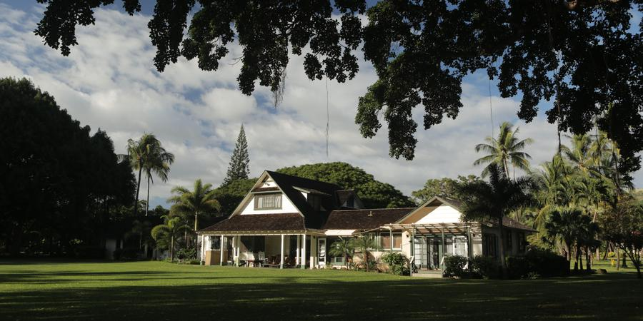 Waimea Plantation Cottages wedding Kauai