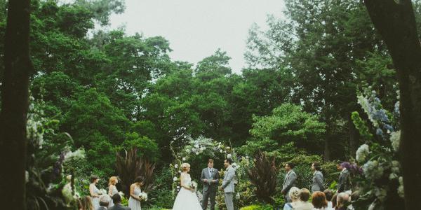 Yew Dell Botanical Gardens wedding Louisville