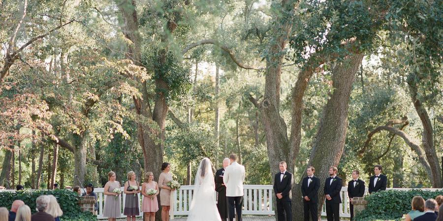Hopelands Gardens wedding Columbia