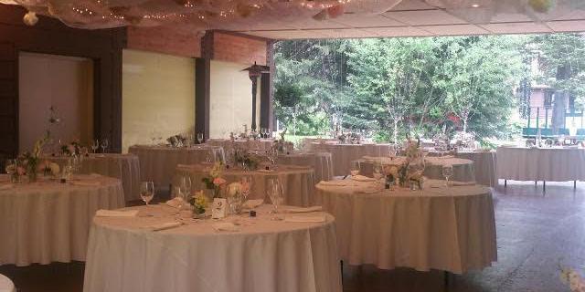 Izaak Walton Inn wedding Montana