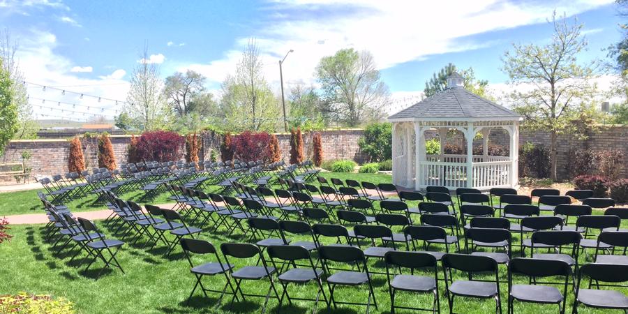 Radiance Event Center wedding Denver