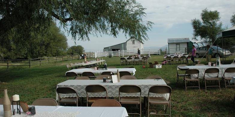 Mandeville Creek wedding Montana