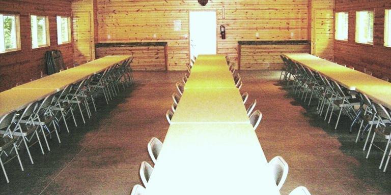 Sportsman's Lodge wedding Des Moines