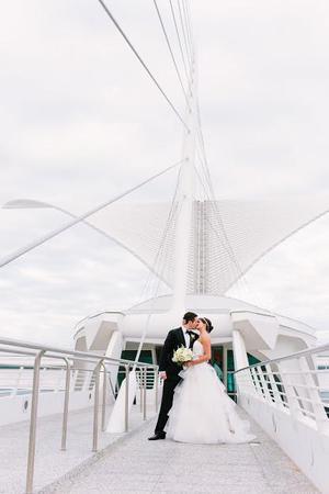 Milwaukee Art Museum wedding Milwaukee