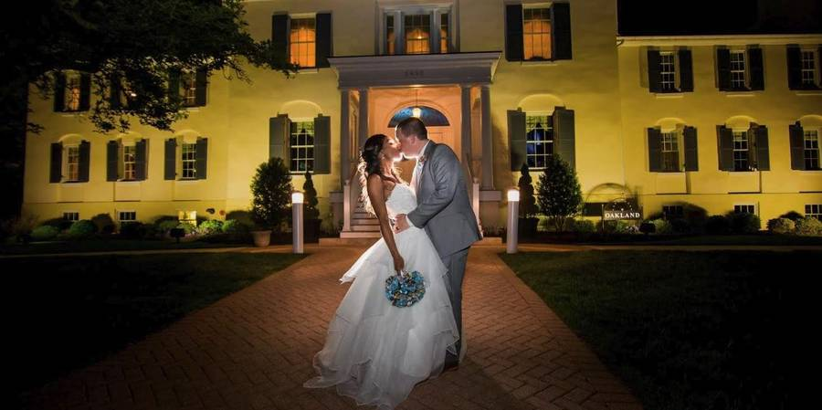 Historic Oakland wedding Baltimore