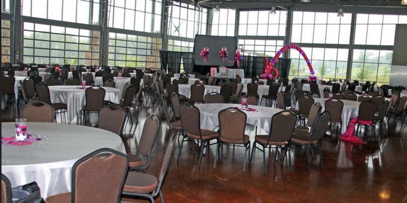 Wilma Rudolph Event Center wedding Nashville