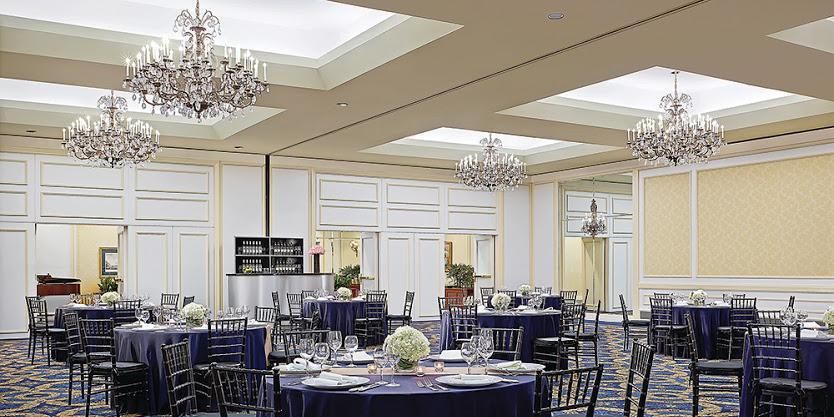 The Langham, Boston wedding Boston