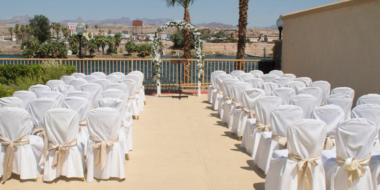 Golden Nugget Laughlin wedding Las Vegas
