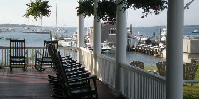 The Narragansett Inn wedding Coastal Rhode Island