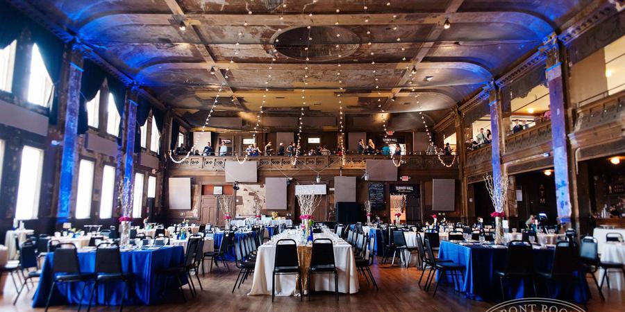 Turner Hall Ballroom wedding Milwaukee