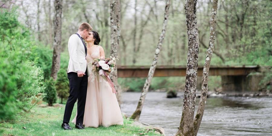 Bello Giorno Estate wedding North Jersey