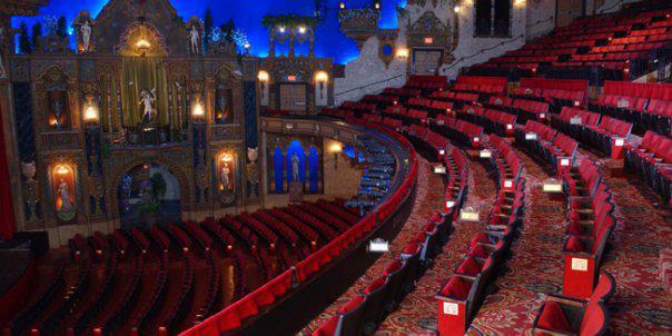 The Louisville Palace Theatre Venue
