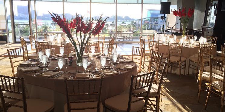 Town Point Club wedding Virginia Beach