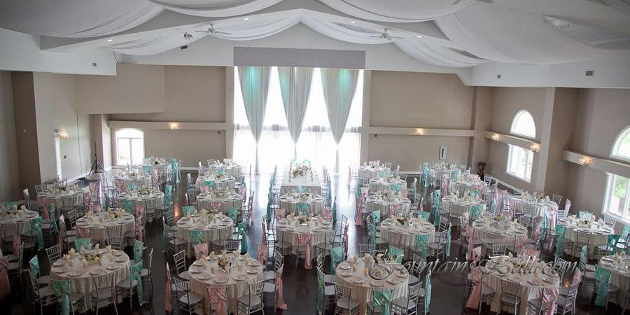 The Fountains Ballroom wedding Des Moines