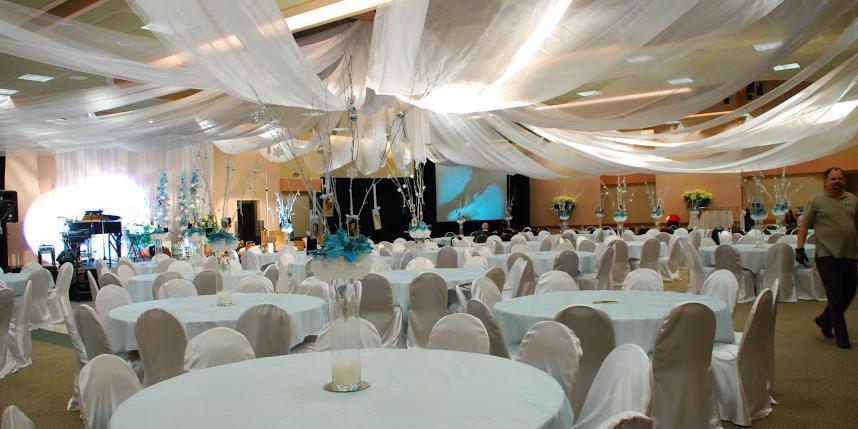 Sangre de Cristo Arts & Conference Center wedding Colorado Springs