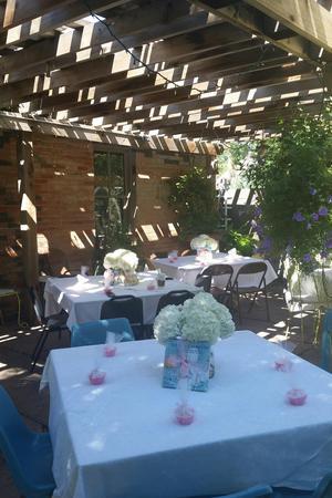 Rusted Poppy Inn wedding Colorado Springs