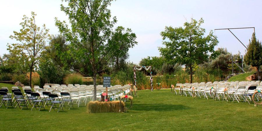 A Creekside Affair wedding Idaho
