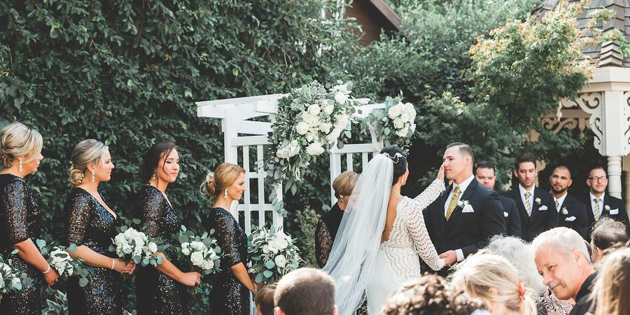 Vizcaya wedding Sacramento