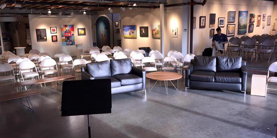 Orr Street Studios wedding St. Louis