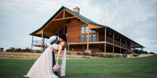 Life's Finer Moments wedding Kansas City