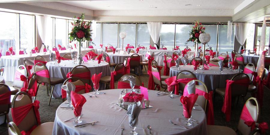 Painted Hills Golf Club wedding Kansas City