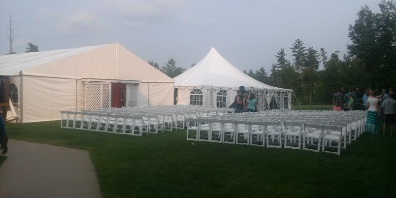 The Waters of Minocqua wedding Wausau
