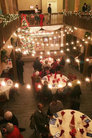 Olde Mill Emporium Reception Facility wedding Kansas City